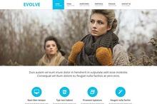 Evolve - Responsive HTML Template