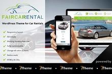 Faircar - WordPress Car Rental Theme