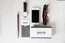 Stationery Template Product Mockups