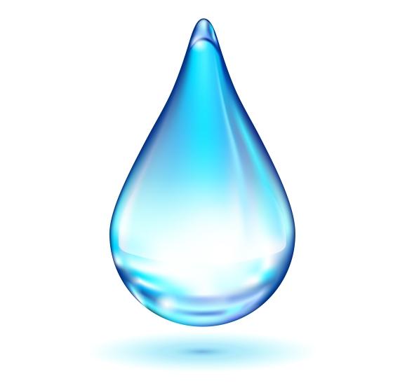 Vector water drop ~ Graphics on Creative Market H2o Water Drop