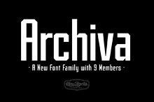 Archiva Regular