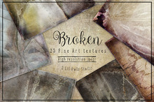 Broken Fine Art Textures