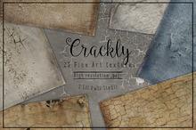Crackly Fine Art Textures