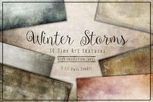 Winter Storms Fine Art Textures