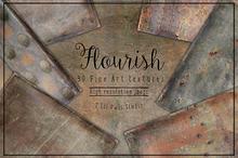 Flourish Fine Art Textures