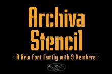 Archiva Stencil