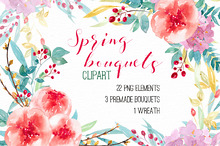 Spring bouquets RB-06