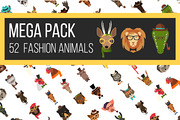 Big Bundle of Fashion Anima-Graphicriver中文最全的素材分享平台