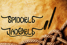 Spidoels Jadoels Handwriting