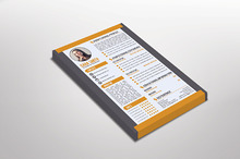 Enoxia Resume Template