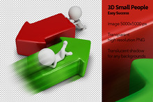 3D Small People - Easy Success
