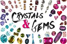 Crystals and Gems Bundle