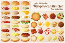Burgers constructor