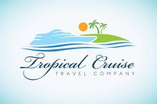 Travel Company Logo Template