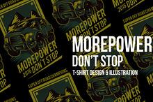 Morepower Illustration