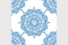 Vector abstract illustration