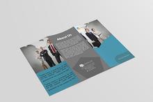 Corporativia Tri Fold Brochure