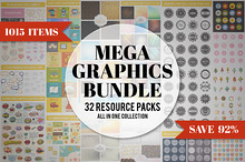 Mega Graphics Bundle