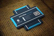 Blulondi Business Card Template
