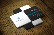 Blackimpa Business Card Template