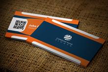 Bizarator Creative Business Card
