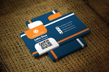 Oranzo Creative Business Card