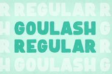 Goulash Regular