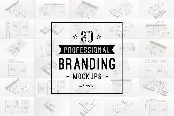 Branding Mockups