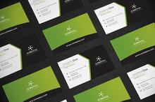 Business Card Corporative