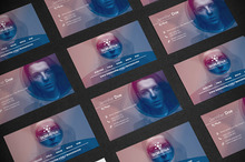 Business Card DJ Music