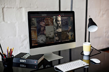 Darx - A Portfolio WordPress Theme