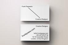 Modern & Simple Business Card Design