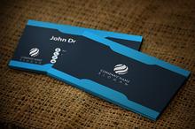 Cardish Business Card Template