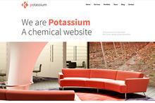 Potassium | Wordpress Theme