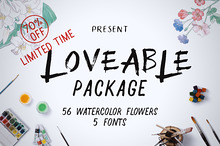 Loveable Package 70% OFF LimitedTime