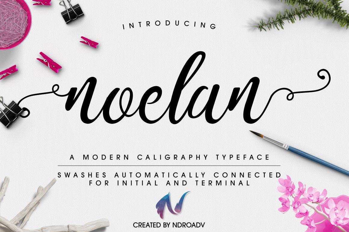 Noelan Script - Script - 1
