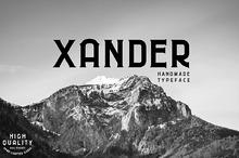 Xander Font