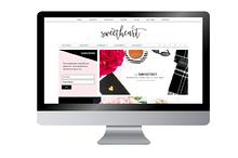 Sweetheart- Feminine Wordpress Theme