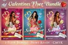 Sweetheart Valentines Flyer