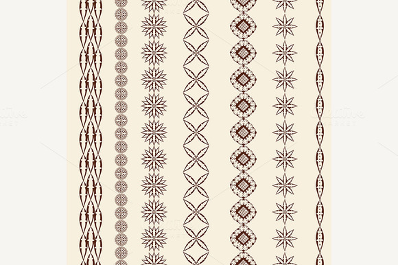 Border Decoration Elements