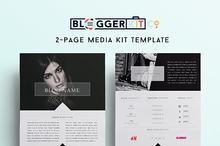 Media (Press) Kit Template - 2PG