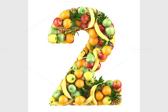 Fruit Number 2