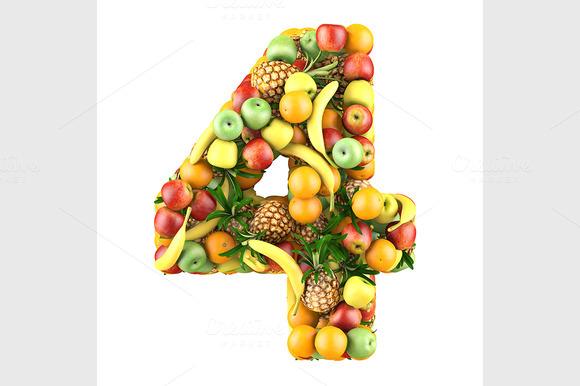 Fruit Number 4