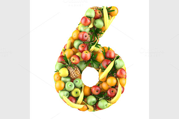 Fruit Number 6