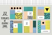 22 Templates of Creative Ca-Graphicriver中文最全的素材分享平台