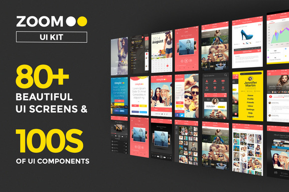 Zoom UI Kit