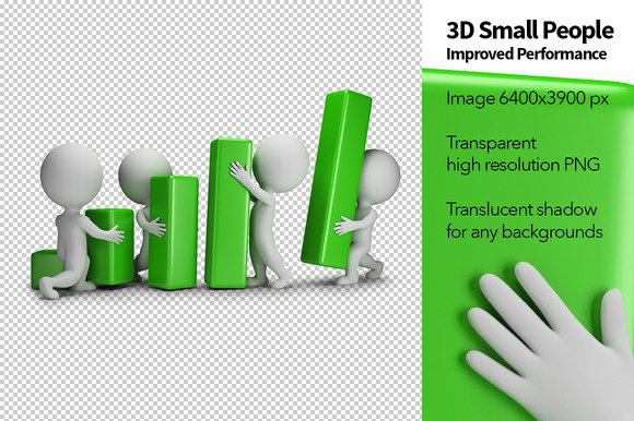 3D Small People Performance