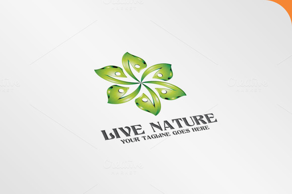 Live Nature Logo