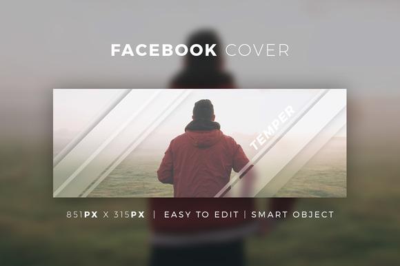 Creative Facebook Cover V9