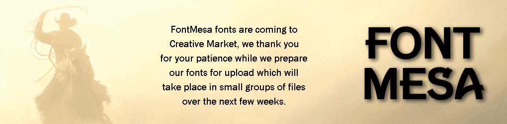 FontMesa